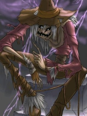 Scarecrow Jonathan Crane Dc Comic Book Character