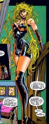 Enchantress I (Amora | Marvel) (Comic Book Character)