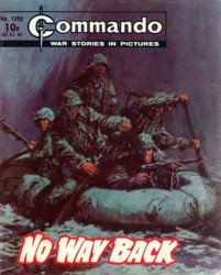 D.C. Thomson & Co.'s Commando: War Stories in Pictures Issue # 1293
