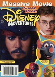 Disney Comics's Disney Adventures Issue V17-6