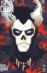 Valiant Entertainment's Shadowman Issue # 11e