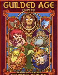 Guilded Age's Guilded Age TPB # 1