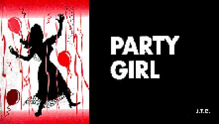 Chick Publications's Party Girl Issue nn