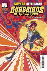 Marvel Comics's Guardians of the Galaxy Issue # 7