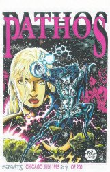 Raw Comics's Pathos Issue ashcan
