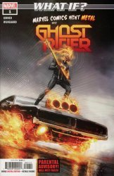 Marvel Comics's What If? Ghost Rider Issue # 1