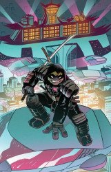 IDW Publishing's Teenage Mutant Ninja Turtles: Last Ronin Issue # 1jetpack-b