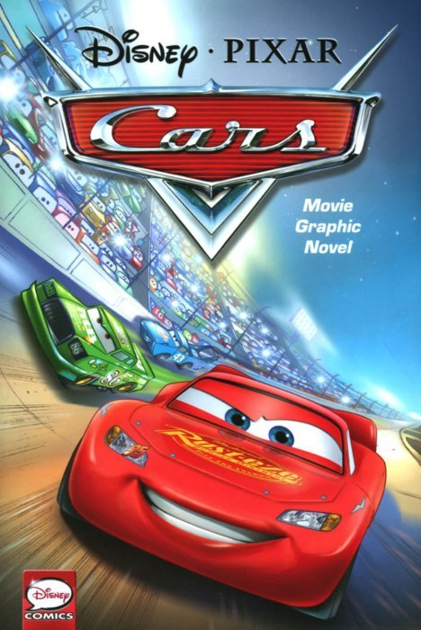 joe bookss disney pixar cars soft cover 1