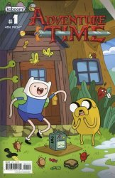 kaboom!'s Adventure Time Issue # 1n