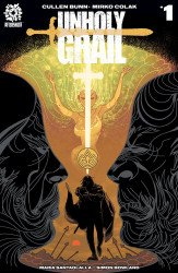 AfterShock Comics's Unholy Grail Issue # 1unknown-b