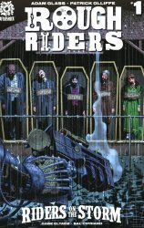 After-Shock Comics's Rough Riders: On the Storm Issue # 1
