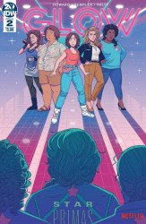 IDW Publishing's Glow Issue # 2