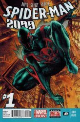 Marvel's Spider-Man 2099 Issue # 1h