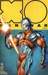 Valiant Entertainment's X-O Manowar Issue # 26e