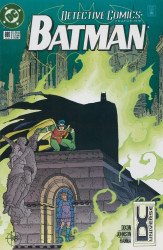 DC Comics's Detective Comics Issue # 690b