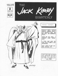 Pure Imagination Publishing's Jack Kirby Quarterly Issue # 2