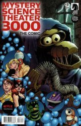 Dark Horse Comics's Mystery Science Theater 3000 Issue # 3