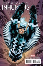 Marvel's The Uncanny Inhumans Annual # 1c