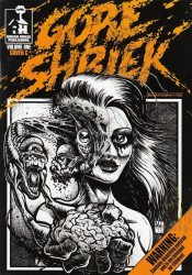 Rough House Publishing's Gore Shriek: Resurrectus Soft Cover # 1d