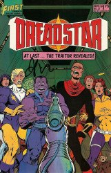 First Comics's Dreadstar Issue # 27