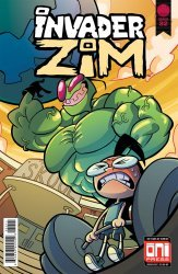 Oni Press's Invader Zim Issue # 32