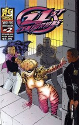 AC Comics's 21st Centurions Issue # 2b