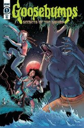 IDW Publishing's Goosebumps: Secrets of the Swamp Issue # 1ri