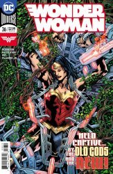 DC Comics's Wonder Woman Issue # 36