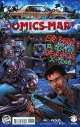 Space Goat Productions 's Evil Dead 2 A Merry Deadite X-Mas Issue # 1