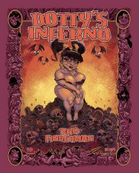 Heavy Metal's Dotty's Inferno Soft Cover # 1