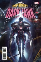 Marvel Comics's Infinity Countdown: Darkhawk Issue # 1