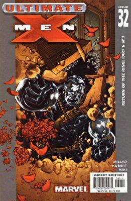 ultimate x-men issue 41