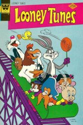Gold Key's Looney Tunes Issue # 6whitman