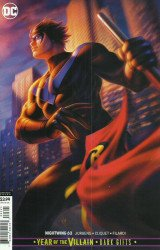 DC Comics's Nightwing Issue # 63b