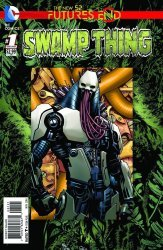 DC Comics's Swamp Thing: Futures End Issue # 1b