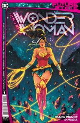 DC Comics's Future State: Immortal Wonder Woman Issue # 1