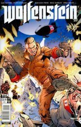Titan Comics's Wolfenstein Issue # 1d
