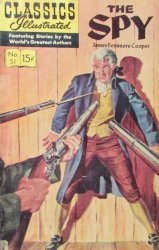 Gilberton Publications's Classics Illustrated #51: The Spy Issue # 1h