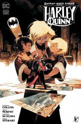 DC Black Label's Batman: White Knight Presents - Harley Quinn Issue # 1b