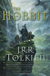 Del Rey Books's Hobbit TPB # 1-2nd print