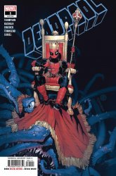 Marvel Comics's Deadpool Issue # 1
