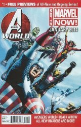 Marvel Comics's All-New Marvel Now!: Previews Issue # 1