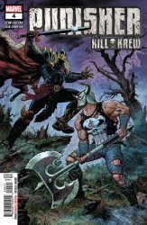 Marvel Comics's Punisher: Kill Krew Issue # 4