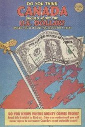 Canadian Action Party's Do You Think Canada Should Adopt the U.S. Dollar? Issue nn