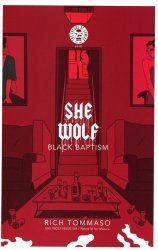 Image Comics's She Wolf Issue # 6