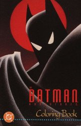 DC Comics's Batman Adventures Coloring Book Issue nn