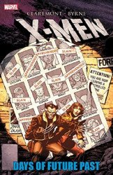 Marvel Comics's X-Men: Days of Future Past TPB # 1c