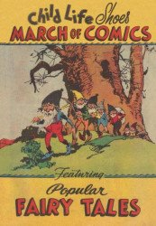 Western Printing Co.'s March of Comics Issue # 18b