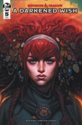 IDW Publishing's Dungeons & Dragons: A Darkened Wish Issue # 5ri