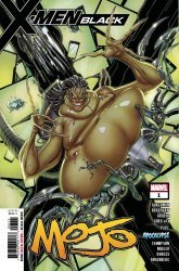 Marvel Comics's X-Men: Black Mojo Issue # 1